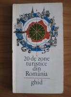Anticariat: Al. Puiu - 20 de zone turistice din Romania. Ghid