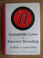 Anticariat: Al Ries - The 11 immutable laws of internet branding