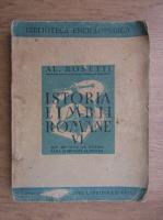 Al. Rosetti - Istoria limbii romane (1945)