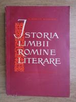 Anticariat: Al. Rosetti - Istoria limbii romane literare