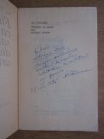 Anticariat: Al. Tanase - Filosofia ca poesis sau dialogul artelor (cu autograful autorului)