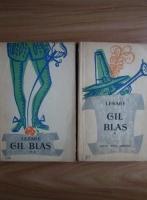 Anticariat: Alain Rene Lesage - Gil Blas (2 volume)