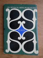 Alain - Un sistem al artelor frumoase