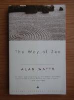 Anticariat: Alan Watts - The way of zen