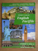 Anticariat: Alaviana Achim, Ecaterina Comisel - Pathway to english. English factfile. Student's book grade 6