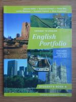 Anticariat: Alaviana Achim, Ecaterina Comisel - Patway to english. English portfolio. Student's book 8