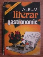 Anticariat: Album literar gastronomic
