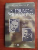 Anticariat: Aldo Carotenuto - Un triunghi psihanalitic. Sabina Spielrein intre Jung si Freud