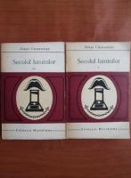 Anticariat: Alejo Carpentier - Secolul luminilor (2 volume)