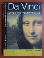 Anticariat: Alessandro Vezzosi - Da Vinci. Arta si stiinta universului