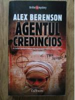 Alex Berenson - Agentul credincios