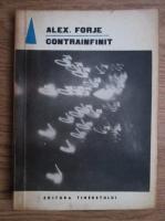 Alex Forje - Contrainfinit