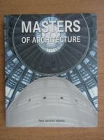 Alex Sanchez Vidiella - Masters of architecture