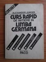Alexander Junger - Curs rapid de initiere in limba germana
