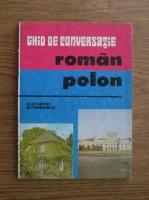 Alexandra Bytnerowicz - Ghid de conversatie roman-polon