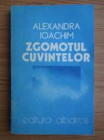 Anticariat: Alexandra Ioachim - Zgomotul cuvintelor