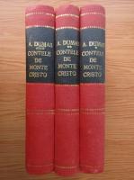 Alexandre Dumas - Contele de Monte Cristo (3 volume, 1944)