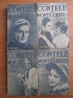 Alexandre Dumas - Contele de Monte Cristo (4 volume, 1944)