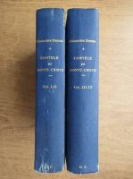 Alexandre Dumas - Contele de Monte-Cristo (4 volume coligate in 2 tonuri, 1940)