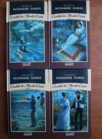 Anticariat: Alexandre Dumas - Contele de Monte-Cristo (4 volume)