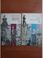 Anticariat: Alexandre Dumas - Doctorul misterios. Fiica marchizului (2 volume)