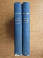 Alexandre Dumas - Dupa douazeci de ani (2 volume, circa 1940)