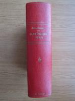 Alexandre Dumas - Dupa douazeci de ani (2 volume coligate, 1945)