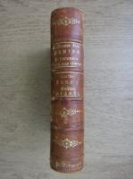 Alexandre Dumas Fiul, Goethe - Denisa. Faust (2 volume coligate, 1909)