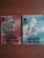 Anticariat: Alexandre Dumas - Muntele de nisip (2 volume)