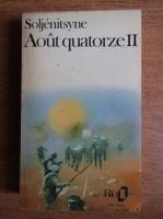 Alexandre Soljenitsyne - Aout quatorzell