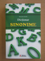 Anticariat: Alexandru Andrei - Dictionar de sinonime al limbii romane