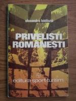 Anticariat: Alexandru Badauta - Privelisti romanesti