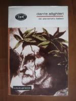 Anticariat: Alexandru Balaci - Dante Alighieri