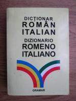 Alexandru Balaci - Dictionar roman-italian. Dizionario romeno-italiano
