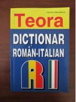 Alexandru Balaci - Dictionar Roman-Italian