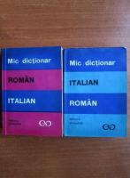 Anticariat: Alexandru Balaci - Mic dictionar roman-italian, italian-roman