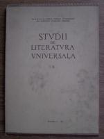 Anticariat: Alexandru Balaci - Studii de literatura universala (volumul 10)