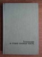 Alexandru Borza - Introducere in studiul covorului vegetal