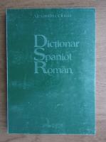 Anticariat: Alexandru Ciolan - Dictionar spaniol-roman