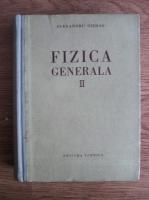 Anticariat: Alexandru Cisman - Fizica generala (volumul 2)