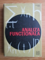 Alexandru Ghika - Analiza functionala