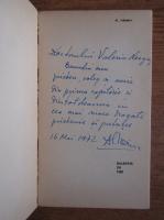 Alexandru Ivanescu - Balerina de fier (cu autograful autorului)