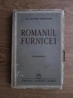 Anticariat: Alexandru Lascarov-Moldovanu - Romanul furnicei (1942)