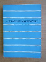 Anticariat: Alexandru Macedonski - Versei