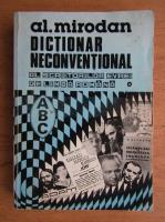 Alexandru Mirodan - Dictionar neconventional al scriitorilor evrei de limba romana