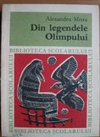 Alexandru Mitru - Din legendele Olimpului