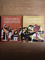 Alexandru Mitru - Legendele olimpului (2 volume, cartonate)