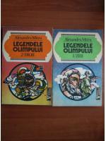 comperta: Alexandru Mitru - Legendele Olimpului (2 volume)