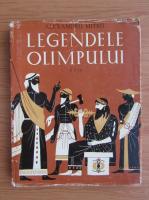Alexandru Mitru - Legendele Olimpului. Zeii (volumul 1)