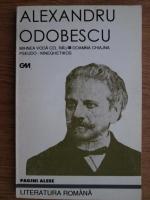 Alexandru Odobescu - Mihnea-Voda cel Rau, Doamna Chiajna, Pseudo-Kineghetikos